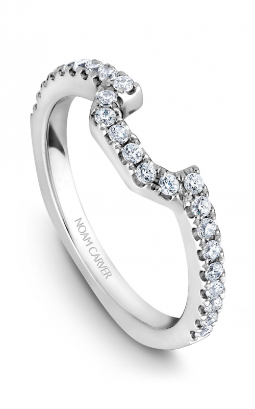 Noam Carver Wedding band B034-01B product image