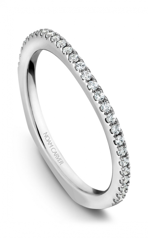 Noam Carver Wedding band B035-01B product image