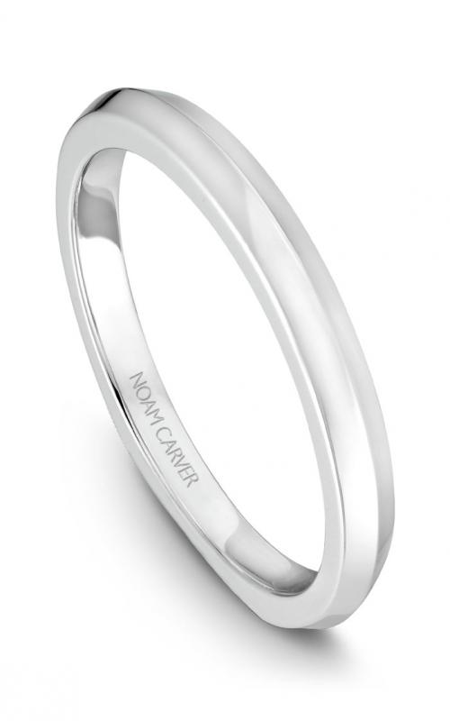 Noam Carver Wedding band B040-01B product image