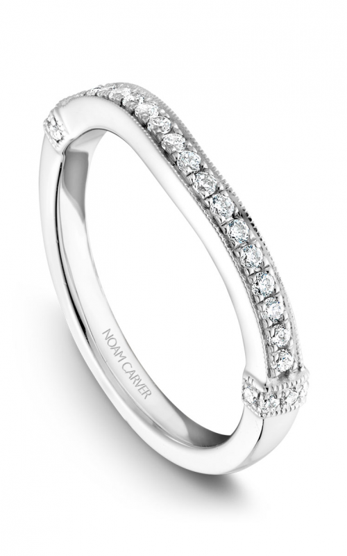 Noam Carver Wedding band B064-01B product image