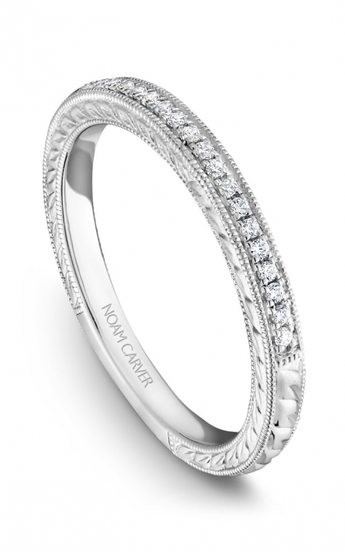 Noam Carver Wedding Bands B079-01B product image