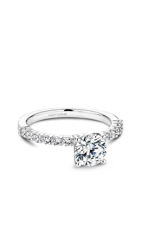 Noam Carver Solitaire Engagement ring B178-01WM product image
