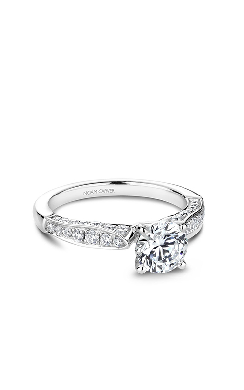 Noam Carver Solitaire Engagement ring B202-01WM product image