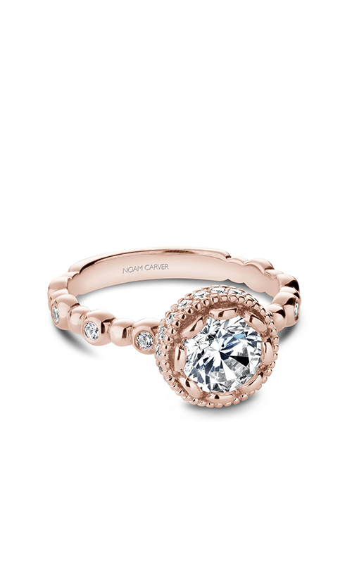 Noam Carver Modern Engagement ring R014-01RA product image