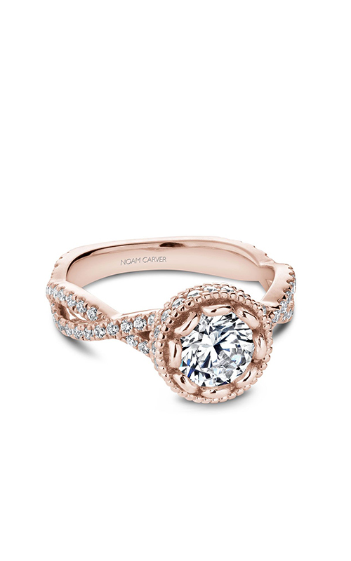 Noam Carver Modern Engagement ring R015-01RA product image