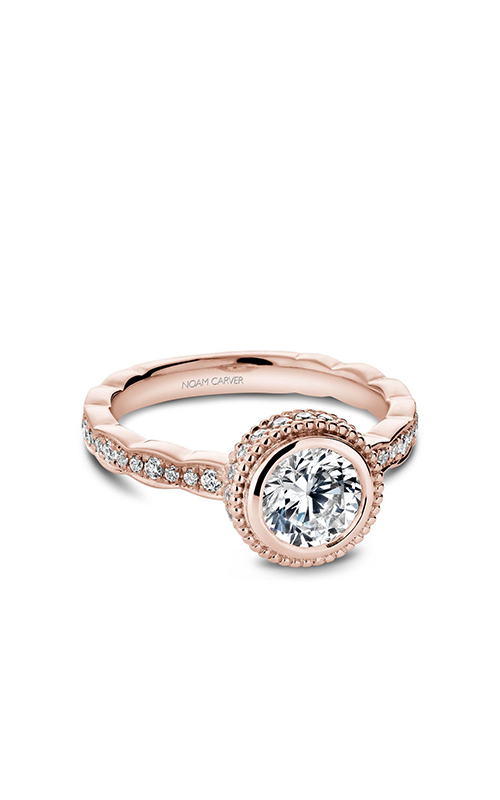 Noam Carver Modern Engagement ring R018-01RA product image
