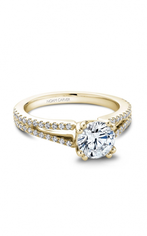 Noam Carver Classic Engagement ring B001-03YA product image