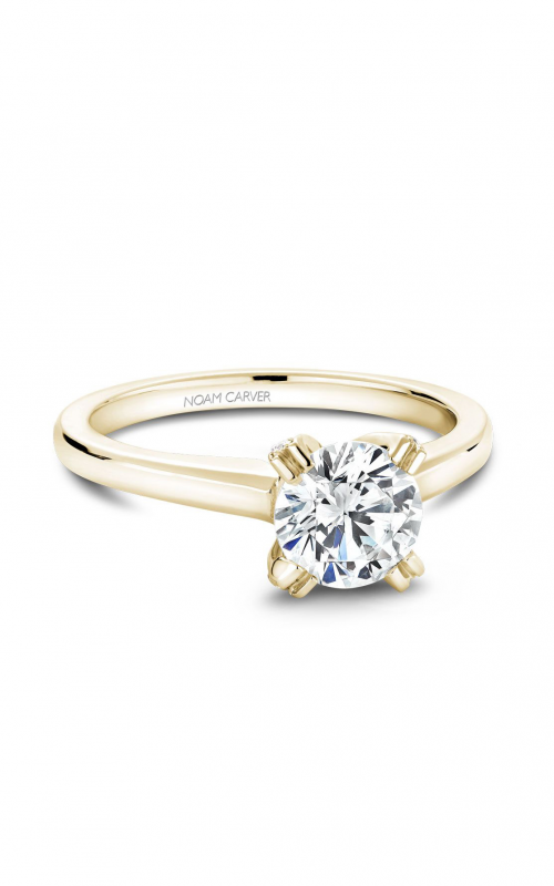 Noam Carver Solitaire Engagement Ring B002-02YM product image