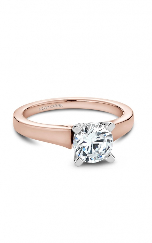 Noam Carver Classic Engagement ring B006-03RWA product image