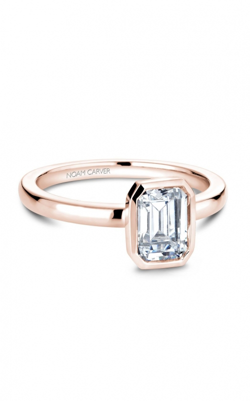 Noam Carver Classic Engagement ring B095-03RA product image