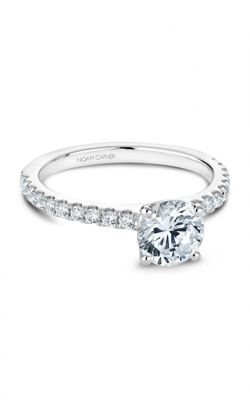Noam Carver Classic Engagement ring B101-01A product image