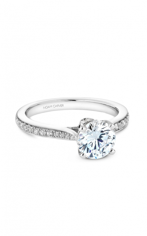Noam Carver Classic Engagement ring B141-02A product image