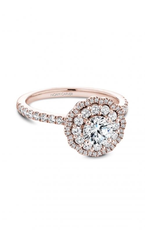 Noam Carver Classic Engagement ring B142-16RA product image