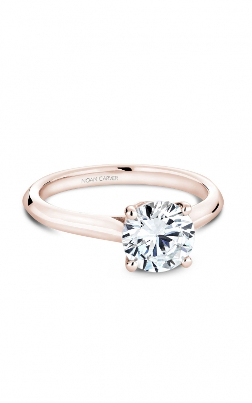 Noam Carver Classic Engagement ring B143-01RA product image