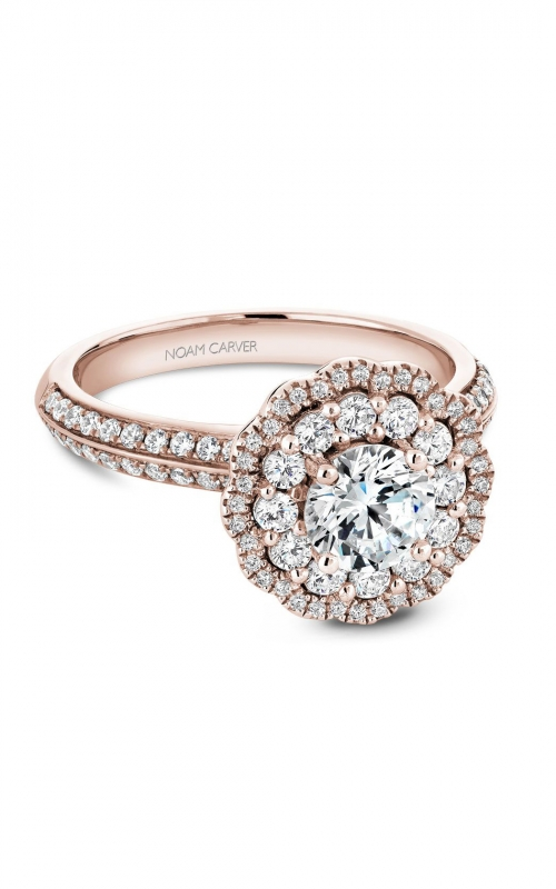 Noam Carver Classic Engagement ring B144-16RA product image