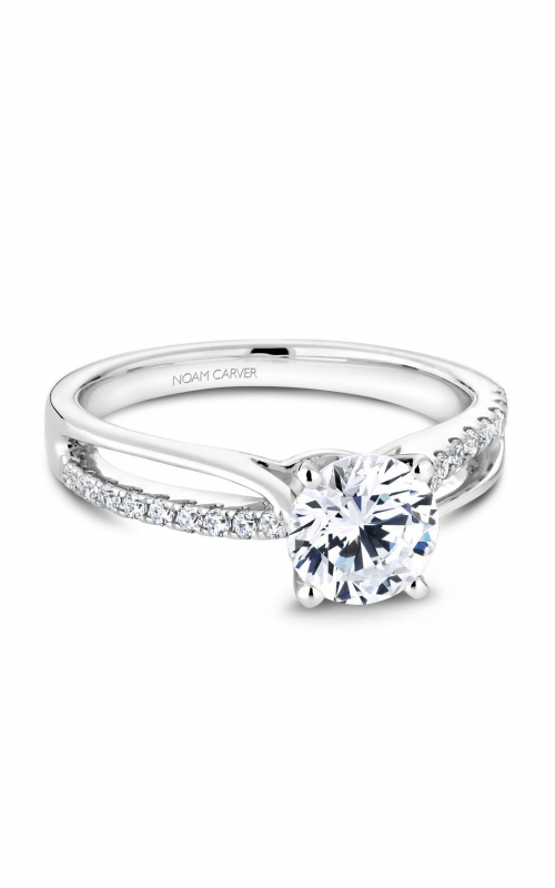 Noam Carver Solitaire Engagement ring B165-01WM product image