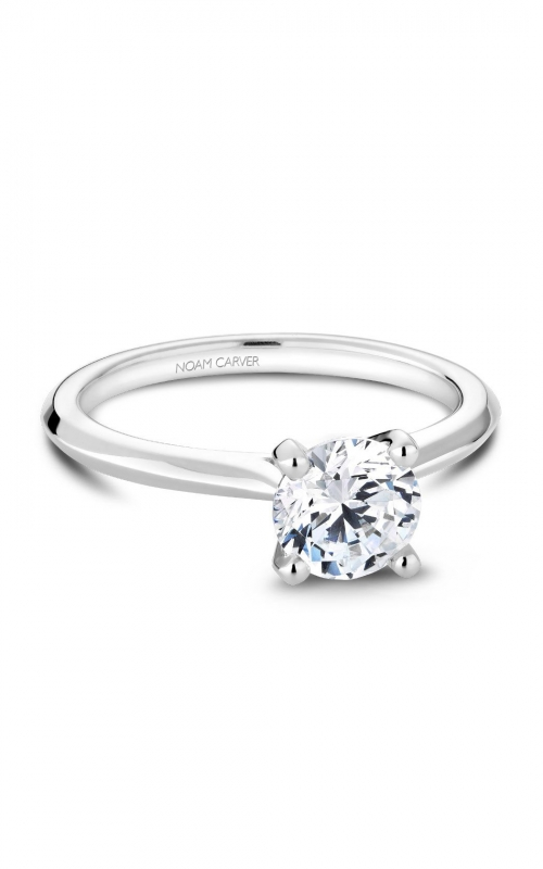 Noam Carver Classic Engagement ring R047-01A product image
