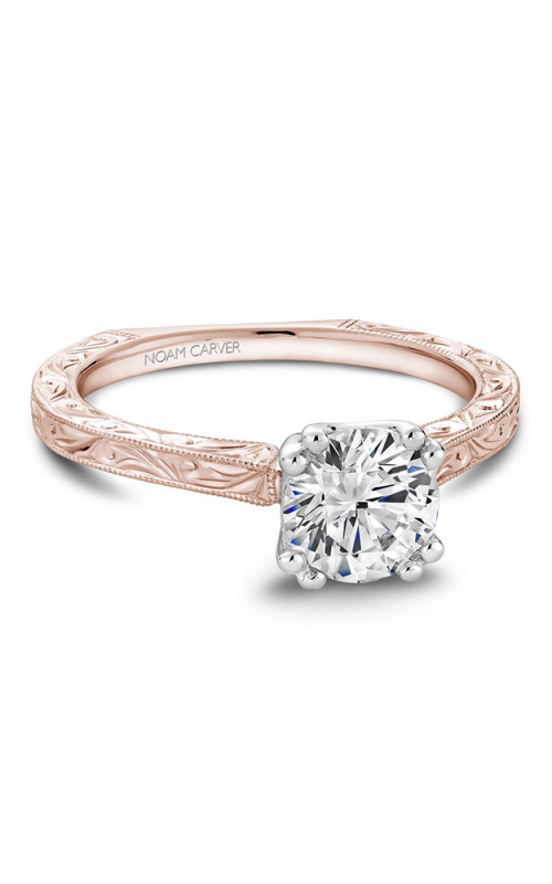 Noam Carver Solitaire Engagement ring B001-02RWM product image