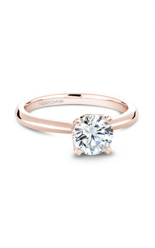 Noam Carver Solitaire Engagement ring B027-03RM product image