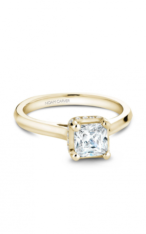 Noam Carver Solitaire Engagement ring B041-01YM product image