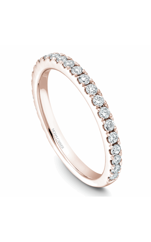 Noam Carver Wedding band Stackables STA3-1RM-D product image
