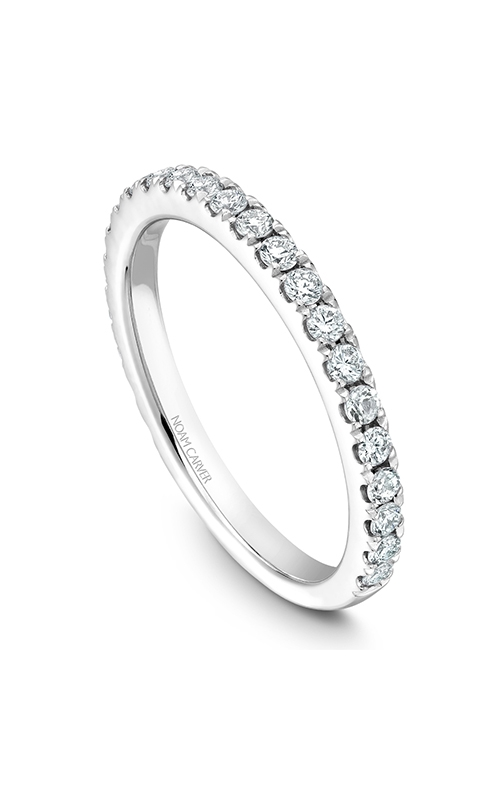 Noam Carver Stackables Wedding band STA3-1WM-D product image