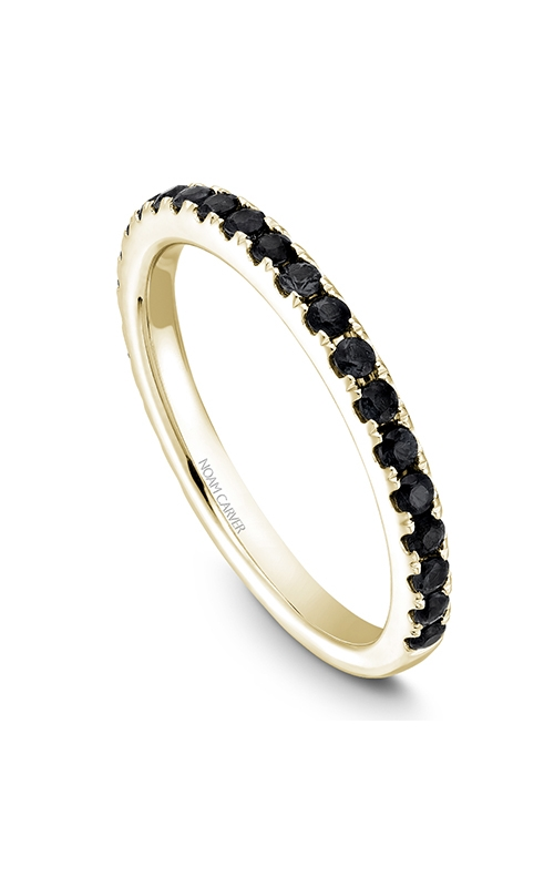 Noam Carver Stackables Wedding band STA3-1YM-BD product image