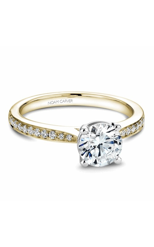Noam Carver Solitaire Engagement ring B018-02YWM product image