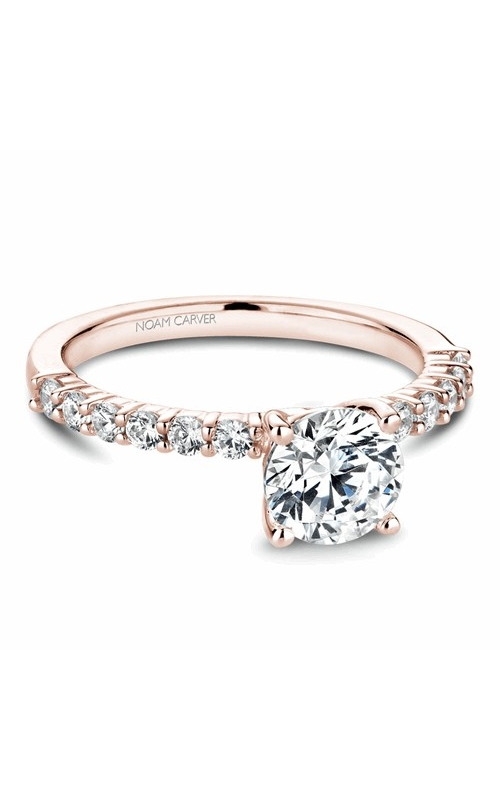 Noam Carver Solitaire Engagement ring B178-01RM product image