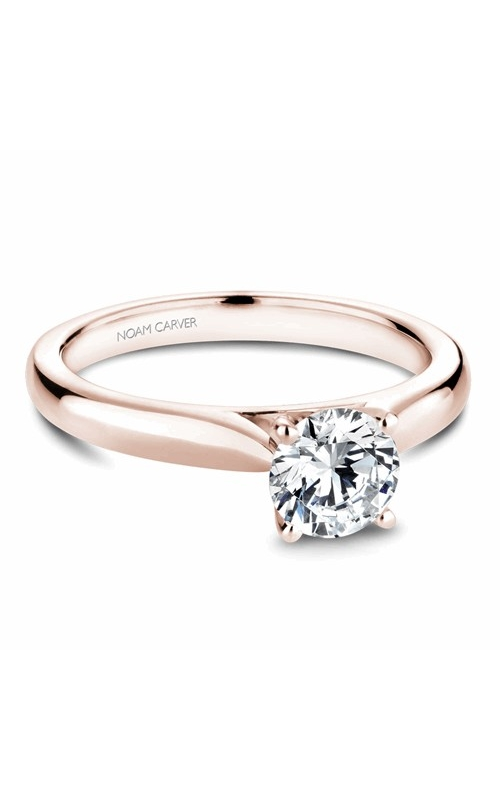 Noam Carver Solitaire Engagement ring B190-01RM product image