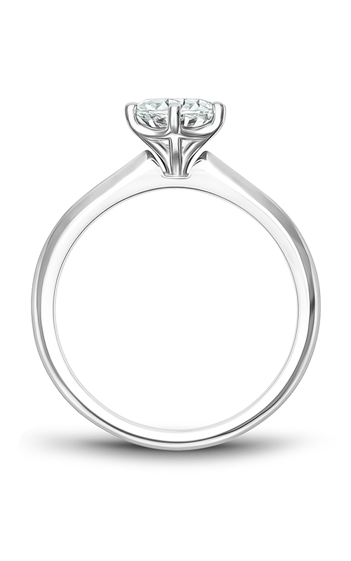 Noam Carver Solitaire Engagement ring B261-01WM product image
