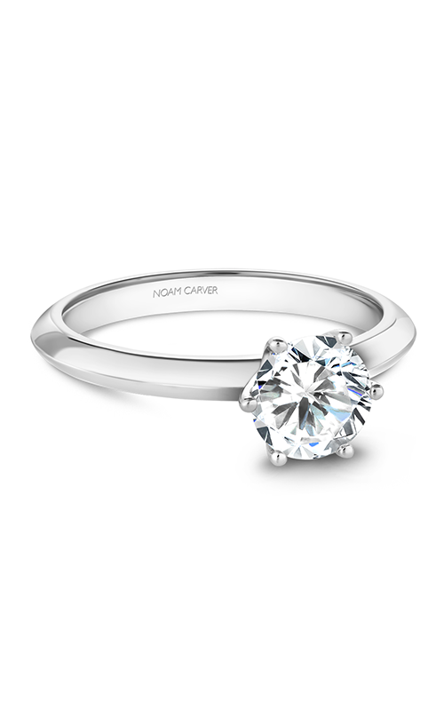 Noam Carver Solitaire Engagement ring B262-01WM product image