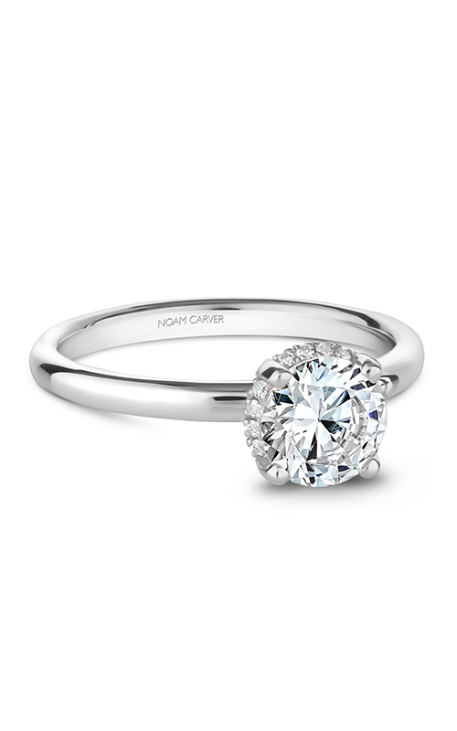 Noam Carver Solitaire Engagement Ring B263-02WM product image