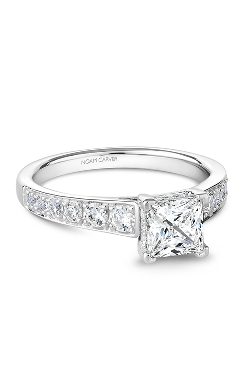 Noam Carver Modern Engagement ring B233-02WM product image