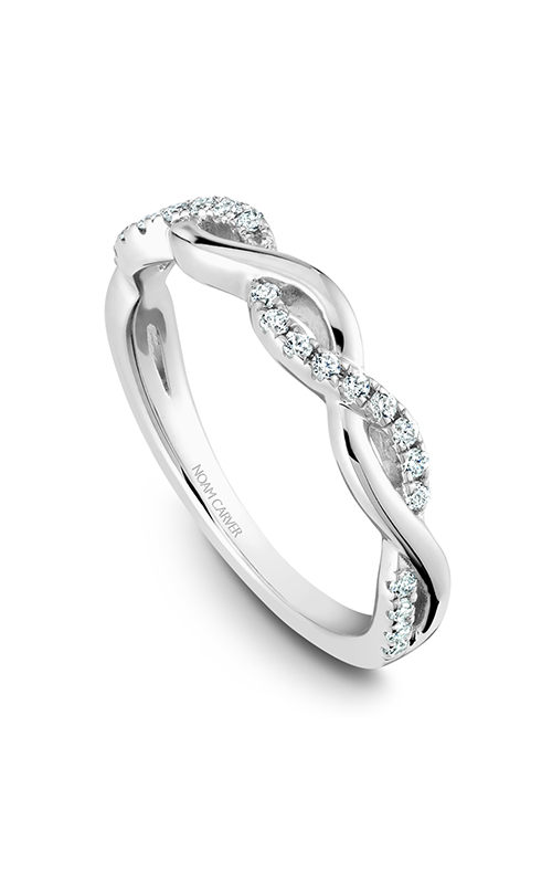 Noam Carver Wedding Band STB21-1WM-D product image