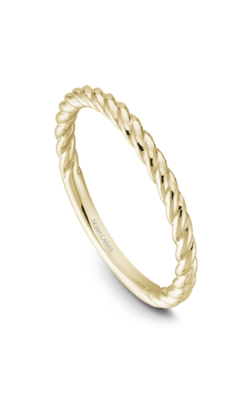 Noam Carver Wedding band Stackables STB5-1YM product image