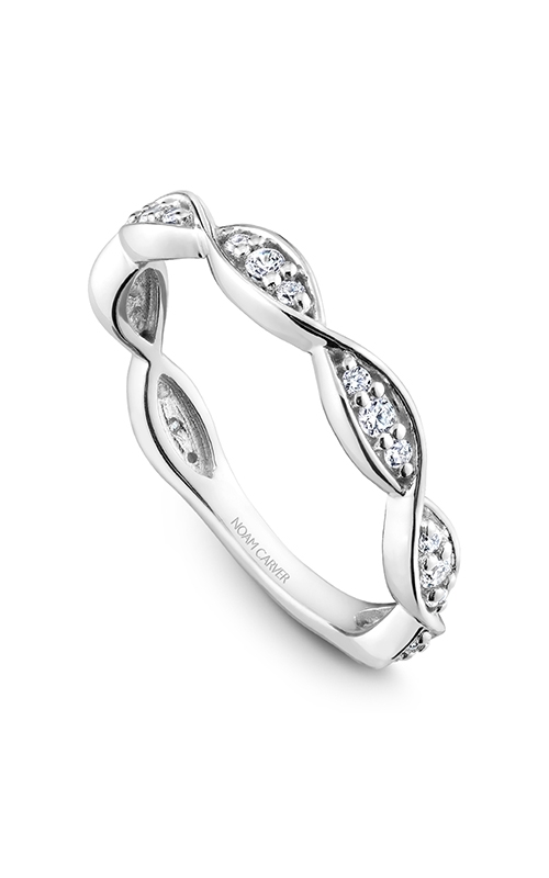Noam Carver Wedding band Stackables STC5-1WM-D product image