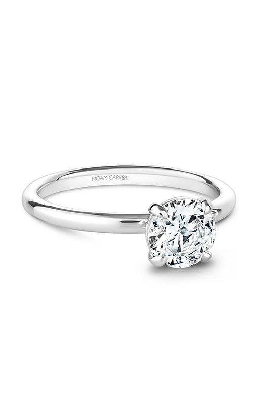 Noam Carver Solitaire Engagement ring B265-02WS product image