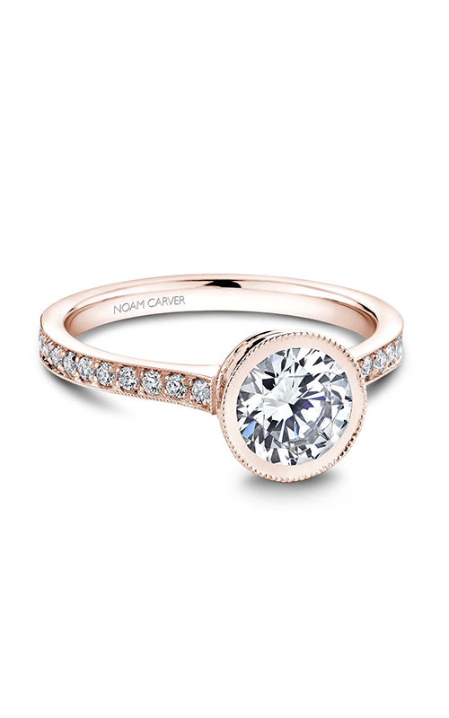Noam Carver Vintage Engagement Ring B025-02RA product image