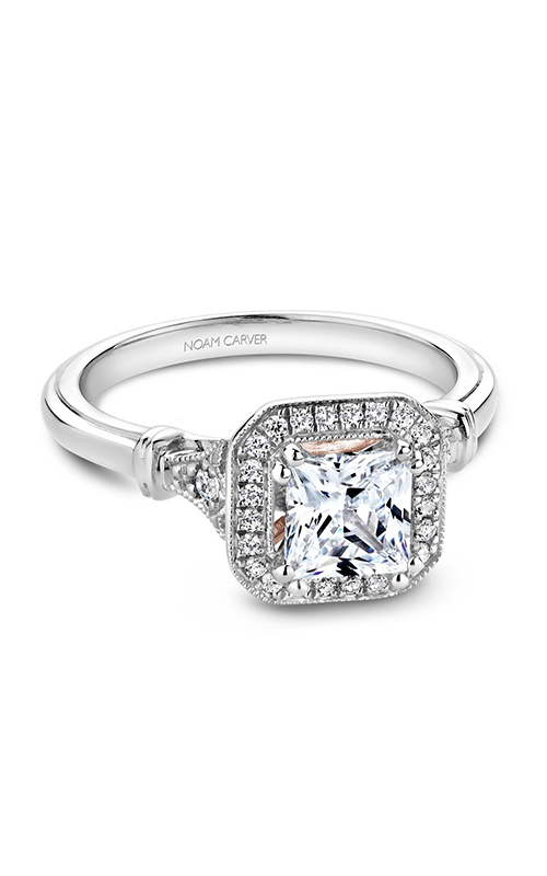 Noam Carver Vintage Engagement Ring B070-01A product image
