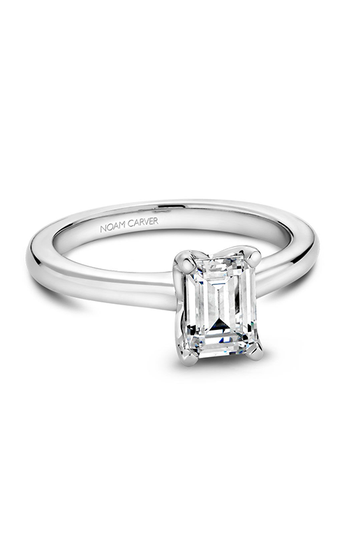 Noam Carver Classic Engagement Ring B038-04A product image
