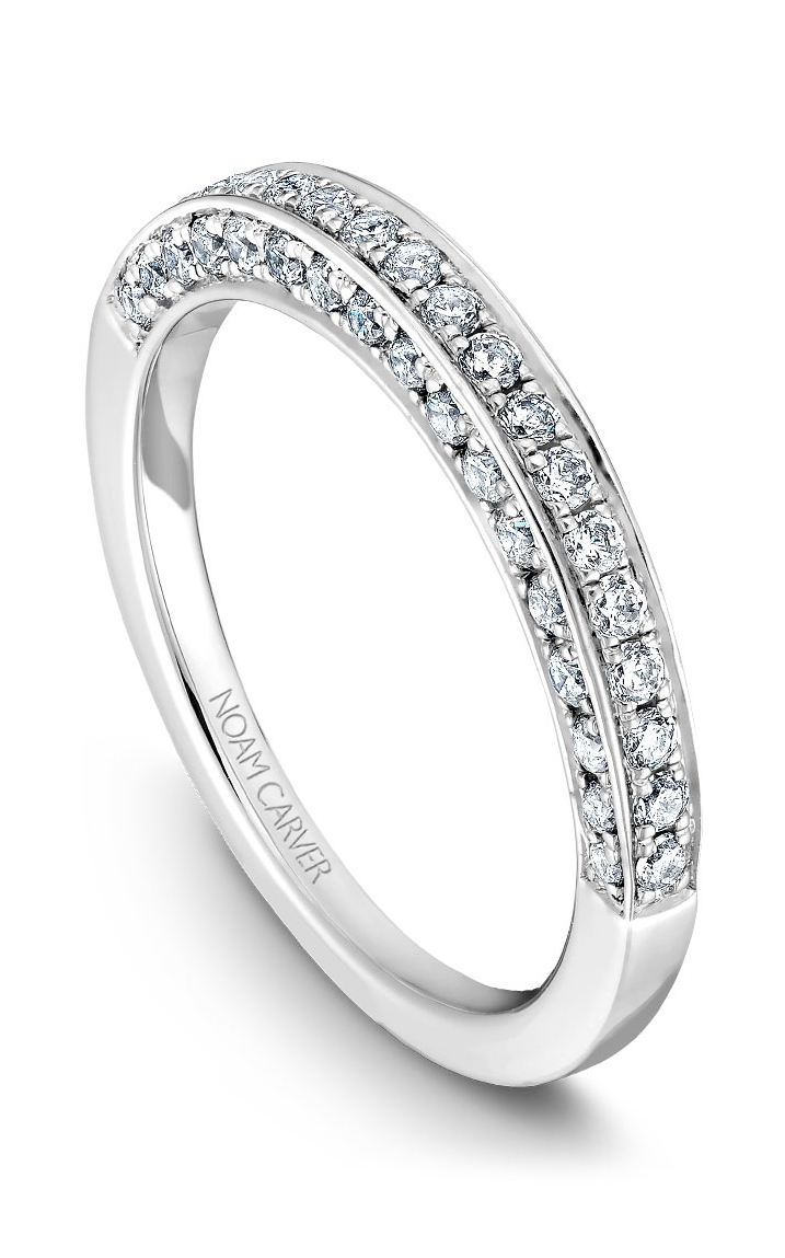 Noam Carver Wedding Bands B003-01B product image