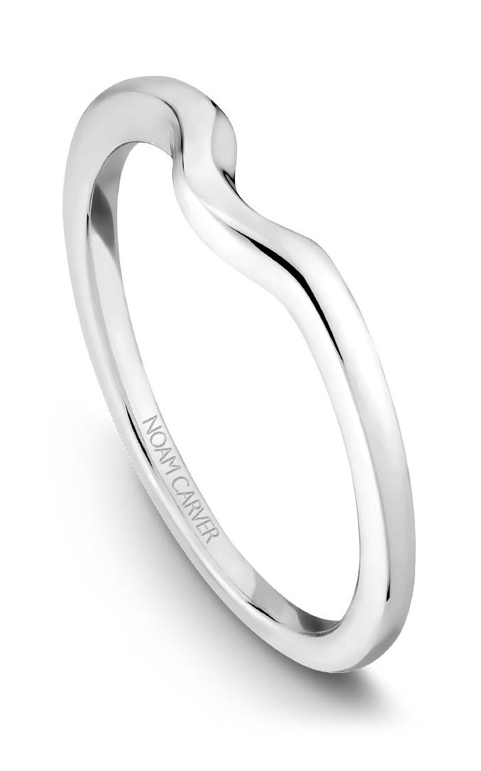 Noam Carver Wedding Band B004-04B product image