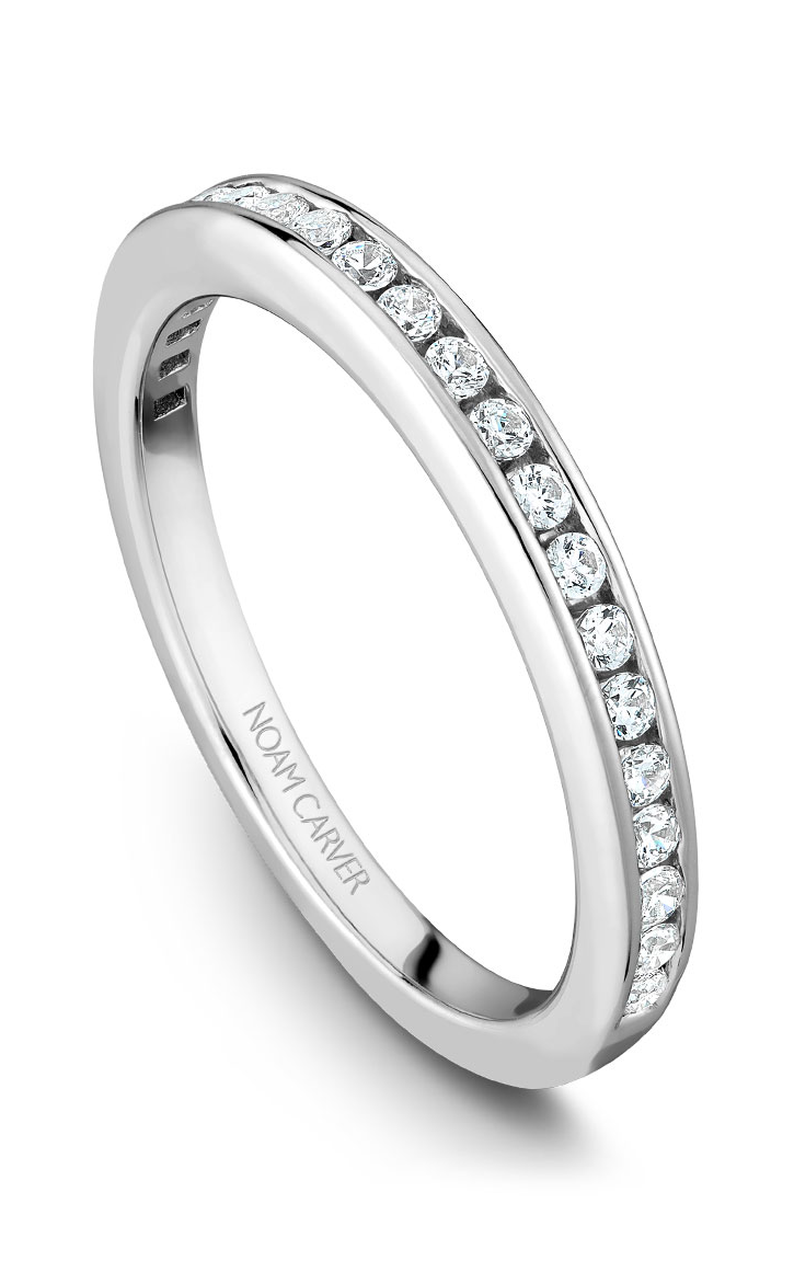Noam Carver Wedding Bands B006-01B product image