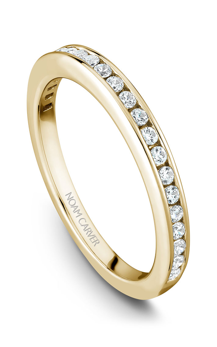 Noam Carver Wedding Bands B006-01YB product image