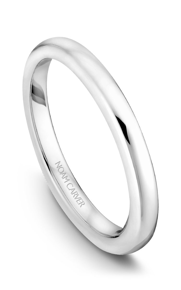 Noam Carver Wedding Bands B006-03B product image