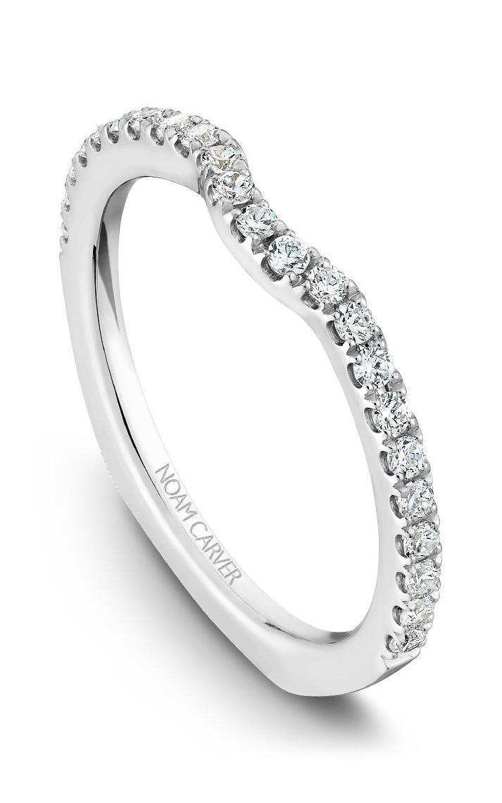Noam Carver Wedding Bands B015-01B product image