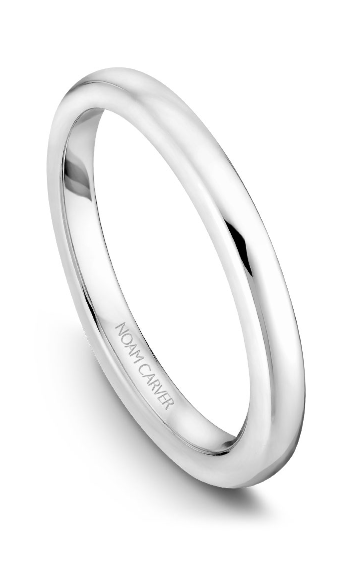 Noam Carver Wedding Bands B018-01B product image