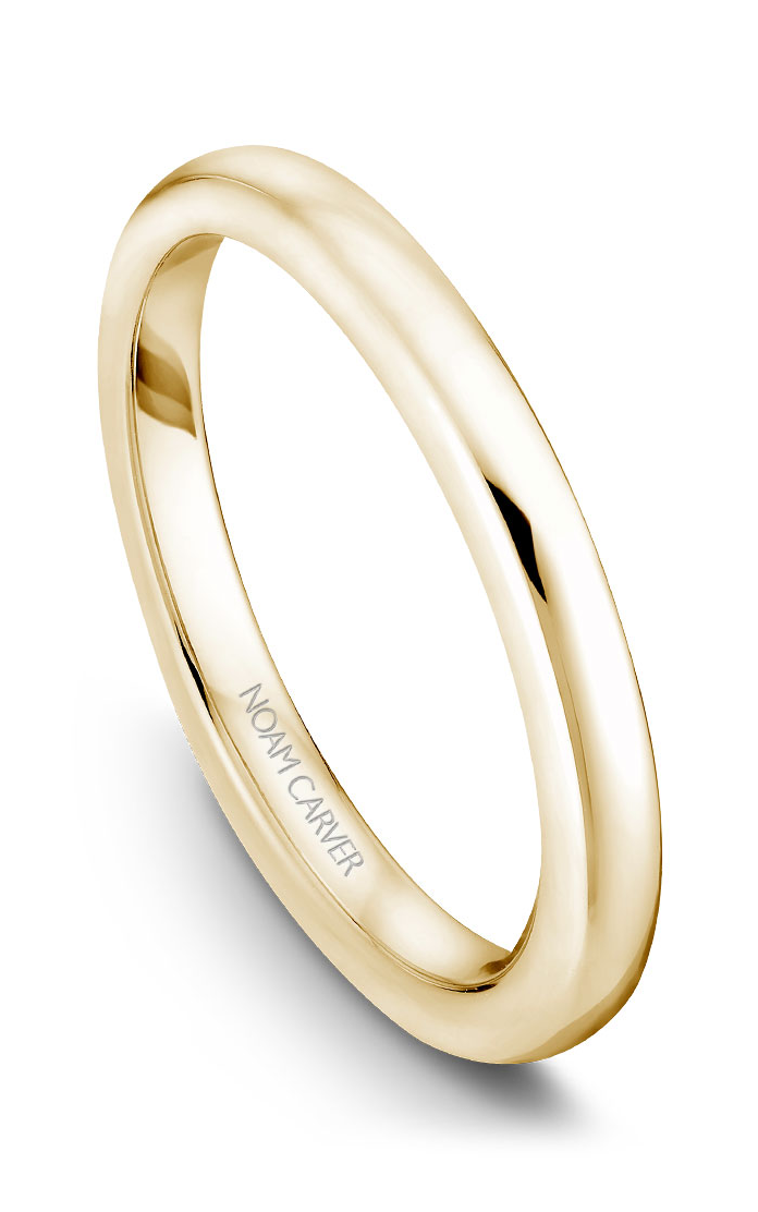 Noam Carver Wedding Bands B018-01YB product image