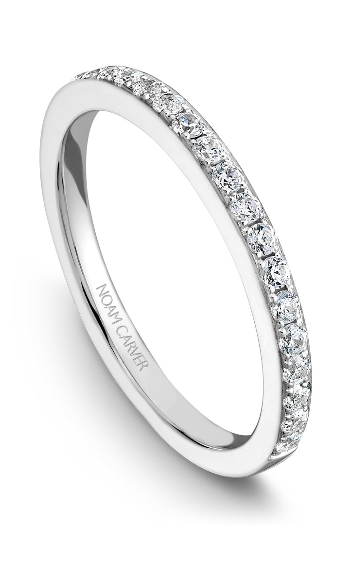 Noam Carver Wedding Band B019-01B product image
